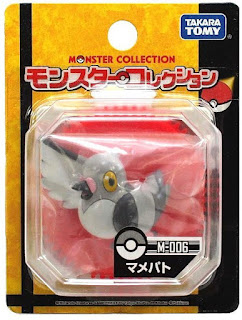 Pidove figure Takara Tomy Monster Collection M series