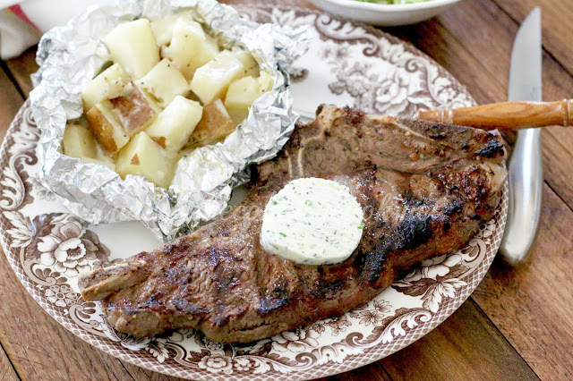how to cook butter steak