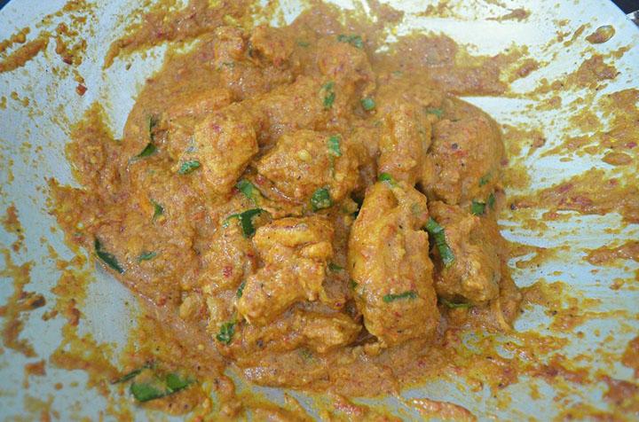 Cara masak rendang ayam yang sedap