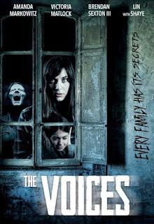 مشاهدة فيلم The Voices 2020 مترجم
