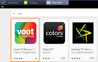 Voot For PC Download