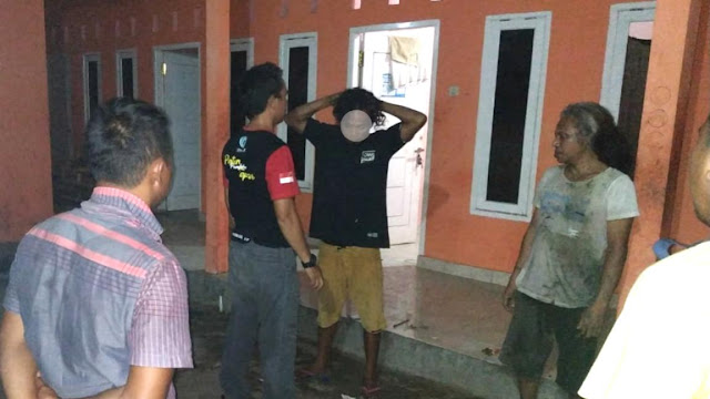 Polres KLU Ringkus Dua Pengedar Narkoba di Gili Trawangan