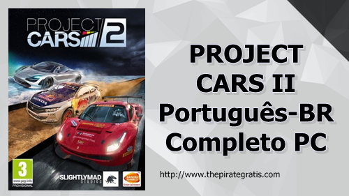 Download Project CARS 2 (PC) Completo via Torrent