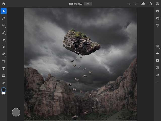 iPad版Photoshopは「未完成」…だけど?