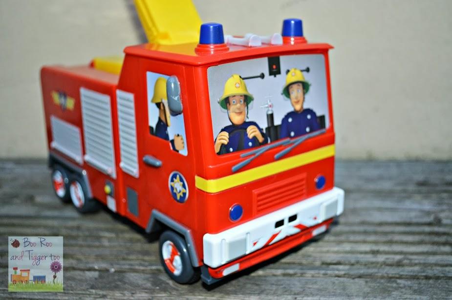 Fireman Sam Drive & Steer Jupiter
