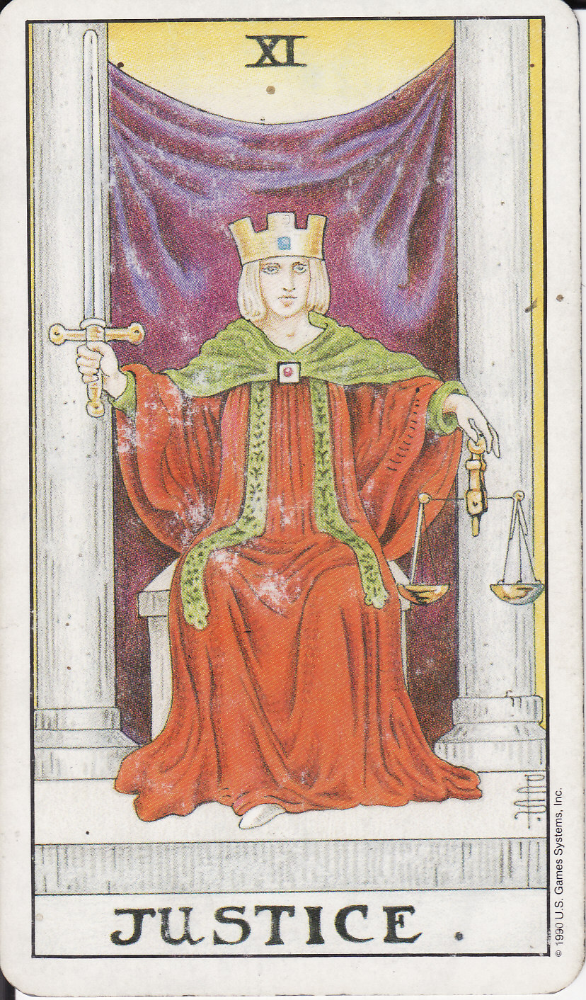 The Royal Road: 11 JUSTICE XI