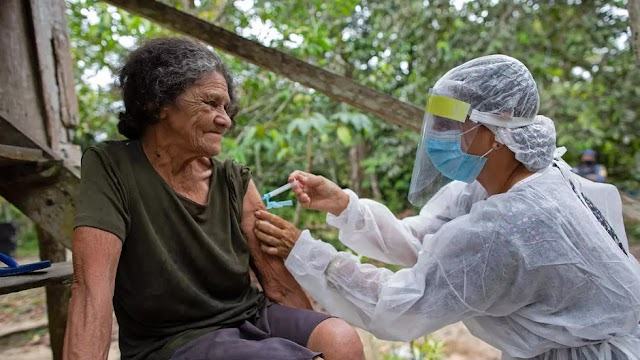 Brazil hits record Coronavirus death toll in April