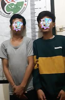 2 Pelaku Narkoba diciduk Polres Pelabuhan Makassar di BTN Pepabri