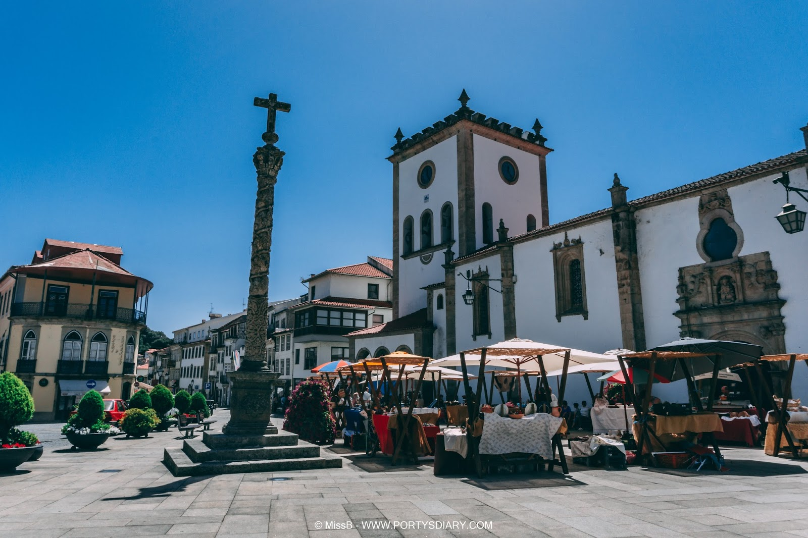 On a Trip through Portugal - Bragança