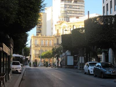 Muerte en el Paseo de Almería