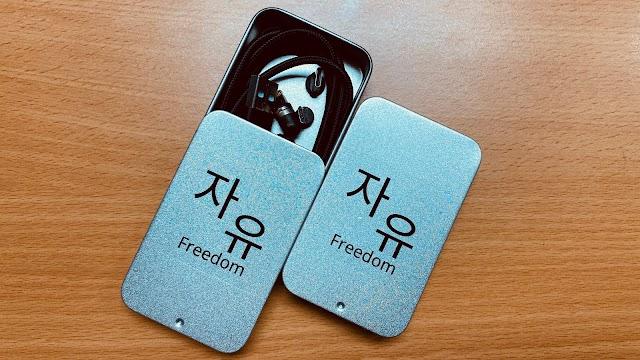 【電話週邊】韓國 자유 Freedom 旋轉磁能充電線 支援 iPhone、Android