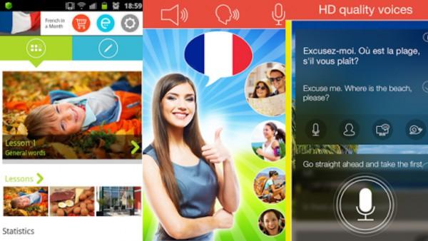 أفضل 5 تطبيقات المتواجدة على متجر بلاي ستور لتعلم اللغة الفرنسية على أندرويد