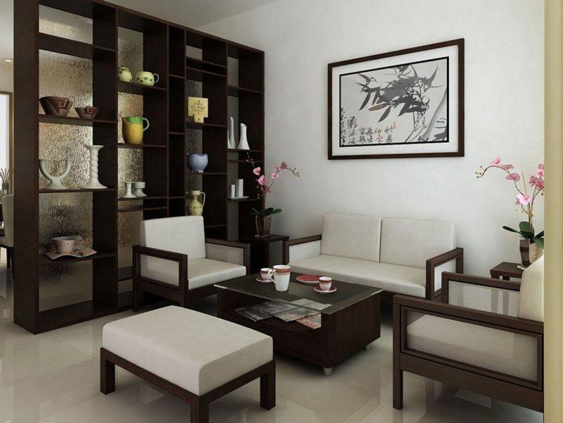 sofa ruang tamu sederhana 1