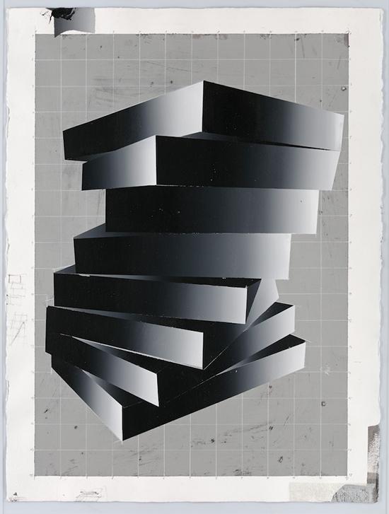 Vladimír Houdek, contemporary drawing, painting