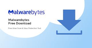 تحميل برنامج الحماية من الاختراق الانتى فيروس الرائع Malwarebytes مجاناً من رابط مباشر