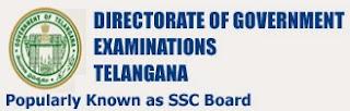 Telangana  SSC Results 2015