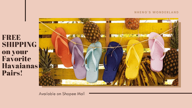 FREE SHIPPING FIESTA - Havaianas - Shopee