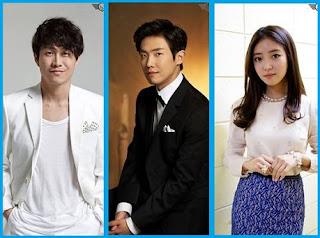 Korean Drama Vampire Detective Main Cast