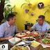 Jorge Viana posta foto em almoço com Marcos Alexandre e gera turbilhão de comentários nas redes sociais