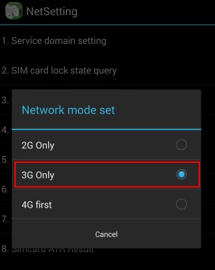 3G WCDMDA