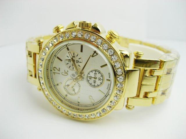 Jam Tangan pria wanita murah grosir guess gc rantai 9a92eb3bbe