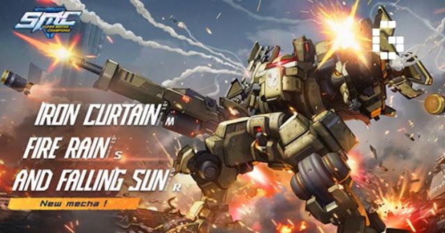 Game Online Android Terpopuler robot pertempuran tps