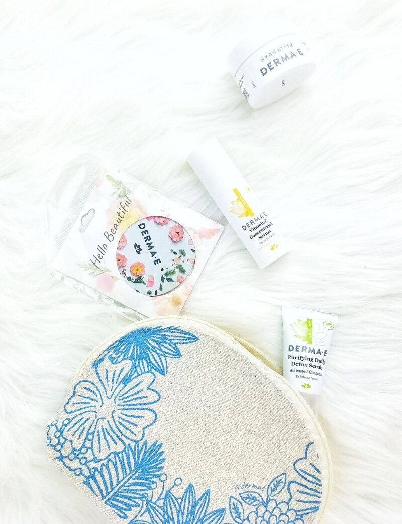 Derma-E  The Perfect Travel Kit | Affordable Travel Treats for Beautiful Skin on the Go 1