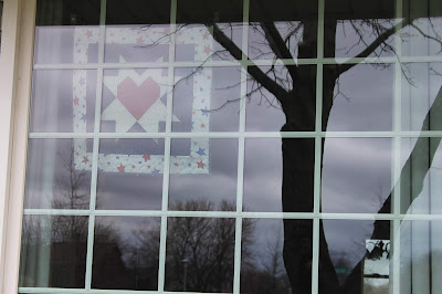 Hearts in Windows