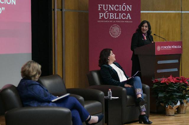 Función Pública tiene cero tolerancia hacia la violencia contra las mujeres: secretaria Sandoval Ballesteros