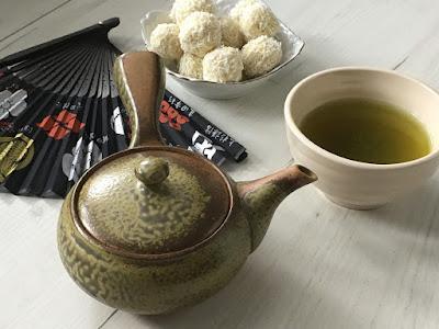 Japońska zielona herbata Sencha