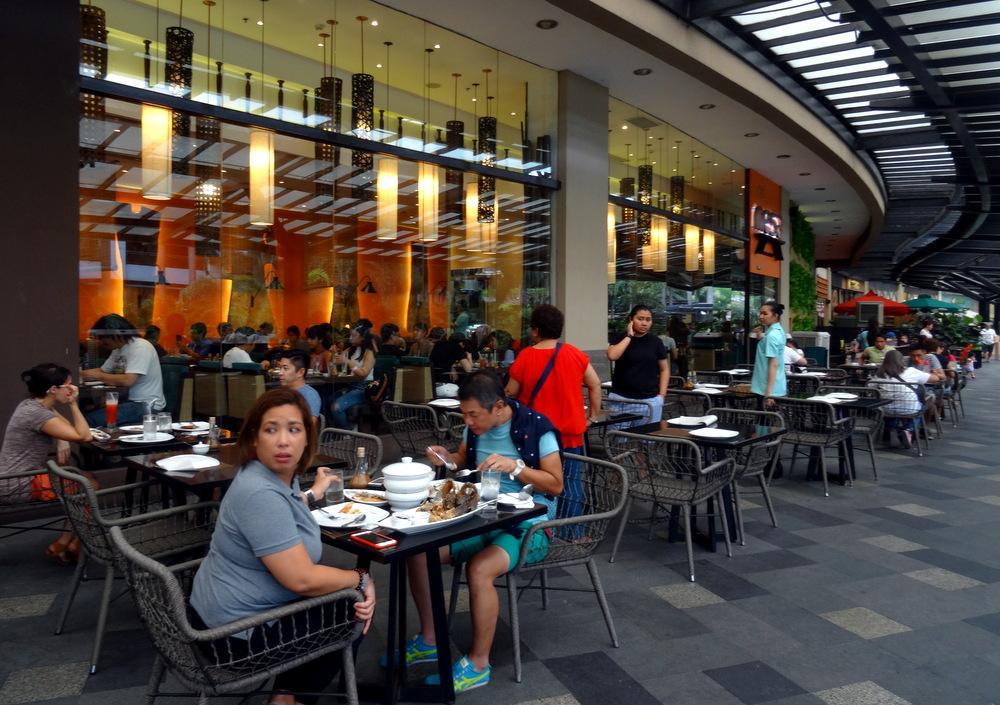 Manila Lunch at Mesa Filipino Moderne in Greenbelt