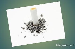 patung rokok atau abu rokok dapa digunakan untuk mengatasi tangan berkeringat saat bermain game