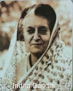 Biography of Shrimati Indira Gandhi