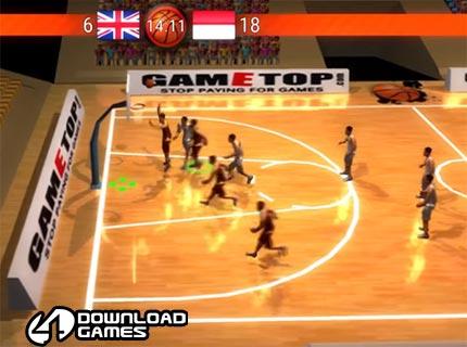تحميل لعبة باسكت بول Basketball World للكمبيوتر واللاب توب