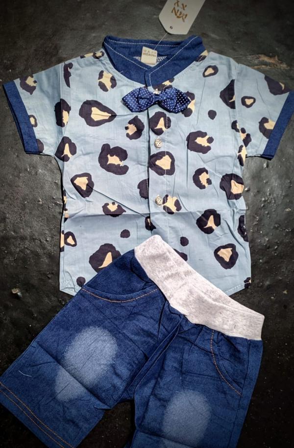 Setelan Baju Anak Cowok FA-160