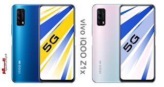 مواصفات و سعر موبايل  فيفو vivo iQOO Z1x - هاتف/جوال/تليفون فيفو vivo iQOO Z1x هاتف فيفو ايه كيو او او زد1 اكس