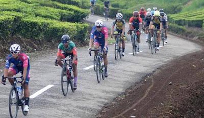 tour de singkarak 2021 etape kerinci
