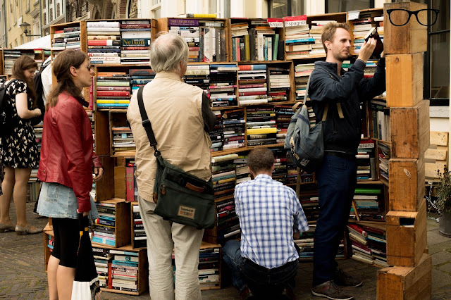 Estanteria libros Deventer