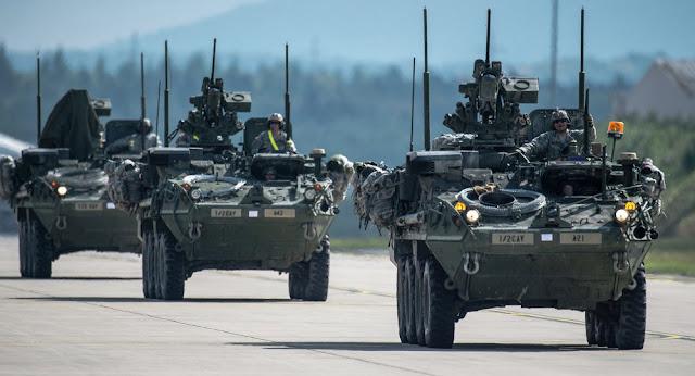 وسائل إعلام: القوات الأمريكية توضع في حالة تأهب قصوى بعد مقتل سليماني