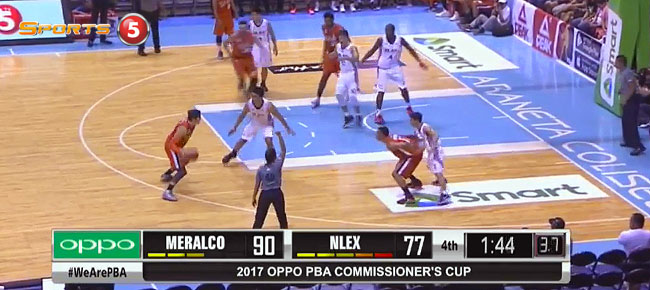 Meralco def. NLEX, 91-84 (REPLAY VIDEO) March 19
