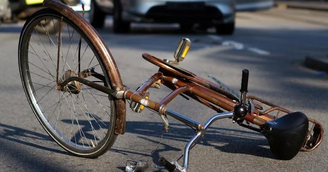 Cars crash bike in Tirana, 12-year-old injured