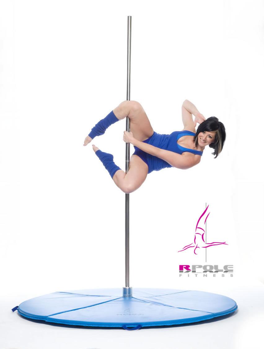 pole Portable base stripper