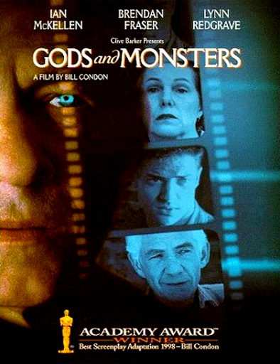 Ver Dioses y monstruos (Gods and Monsters) (1998) Online