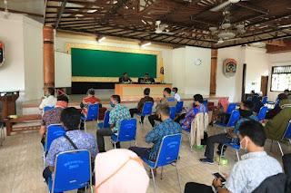Rapat Pengarahan Walikota Kepada ASN di Lingkup Pemkot Tarakan - Tarakan Info