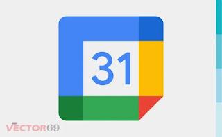Google Calendar New 2020 Logo - Download Vector File SVG (Scalable Vector Graphics)
