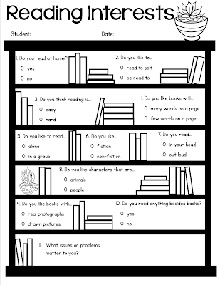 https://www.teacherspayteachers.com/Product/Reading-Interest-Inventory-Survey-3325230