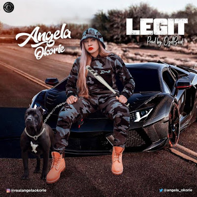 "Nollywood actress turn musician comes through with her newest track which she titled ""Legit"" produced by Ozdbeats."