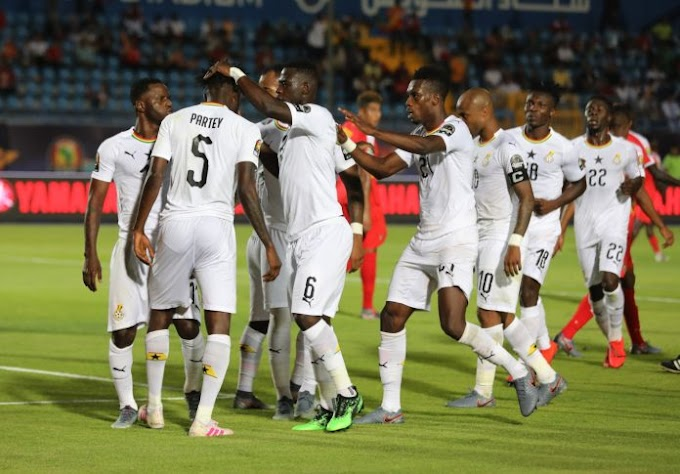 #AFCON2019: Ghana to face Tunisia in the round of 16 (See Full Fixtures)
