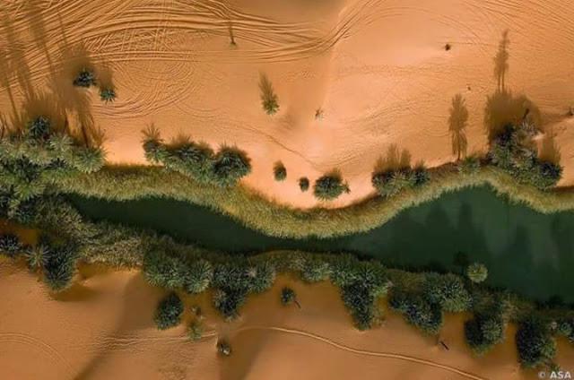 صور سودانية من وادي هور