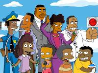 Os Simpsons,finalmente passará a usar atores negros para dobrar personagens negras | Bento pro